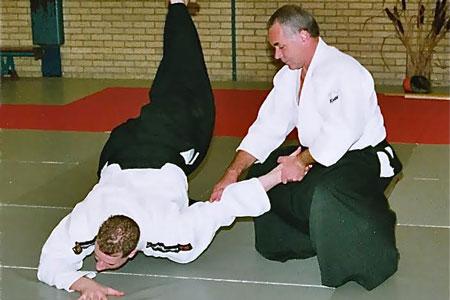 Jan Lieffering, 5e dan Aikikai Aikido