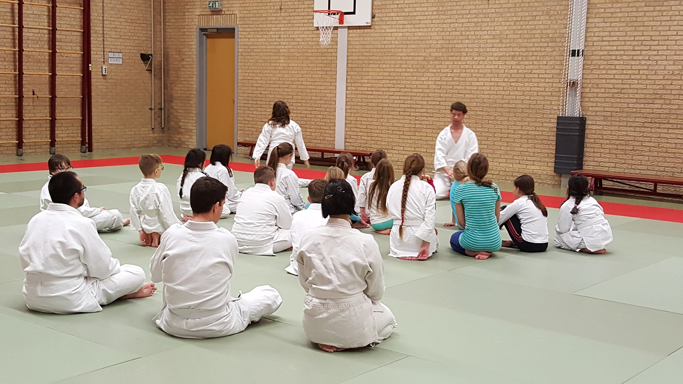 Kinder Aikido