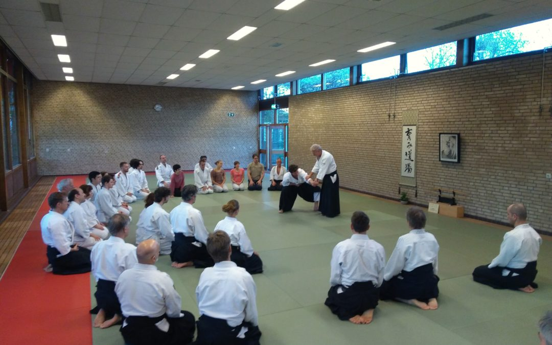 Op bezoek bij Hagukumi in Den Haag
