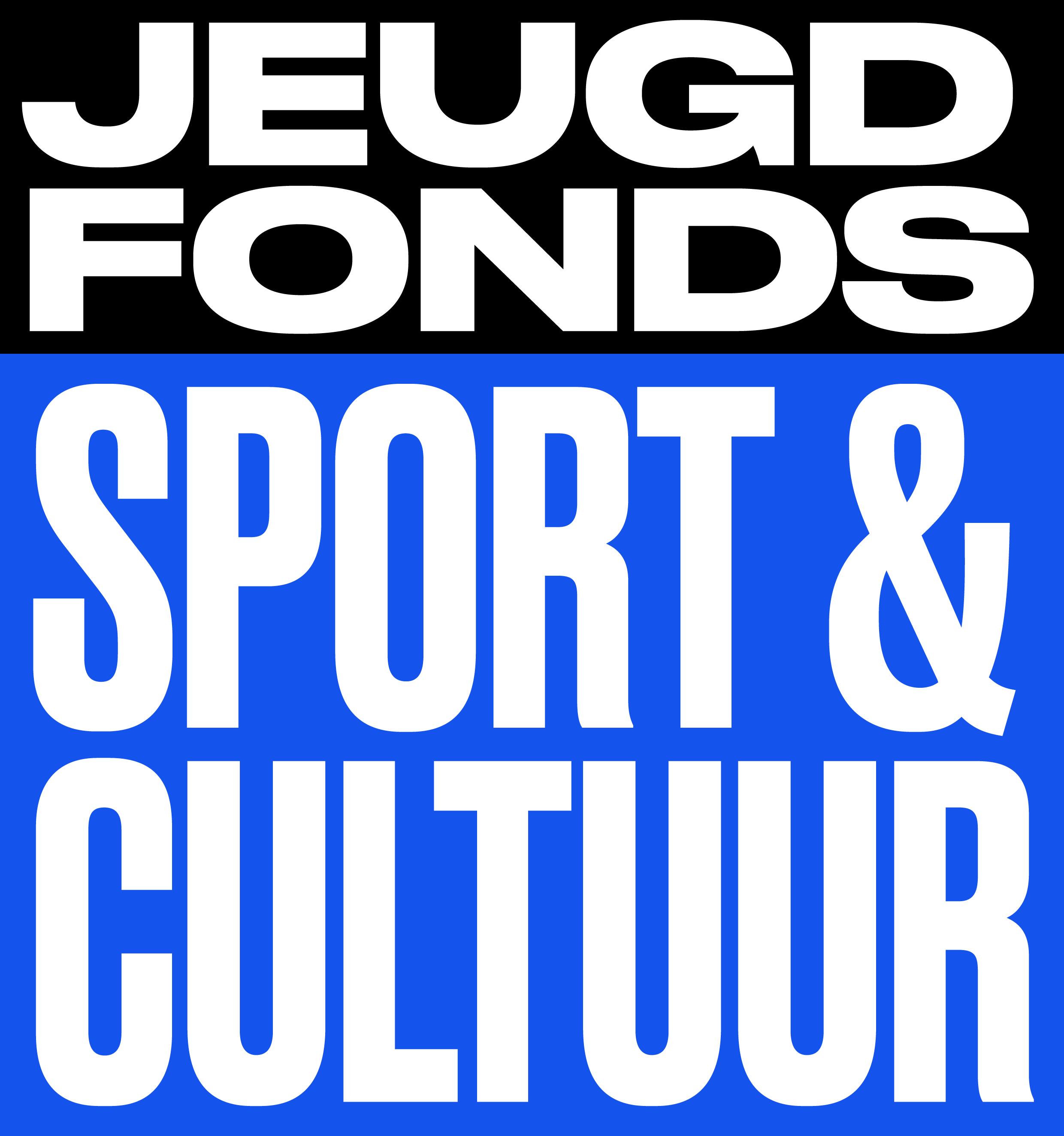 Logo van het Jeugd Sport Fonds