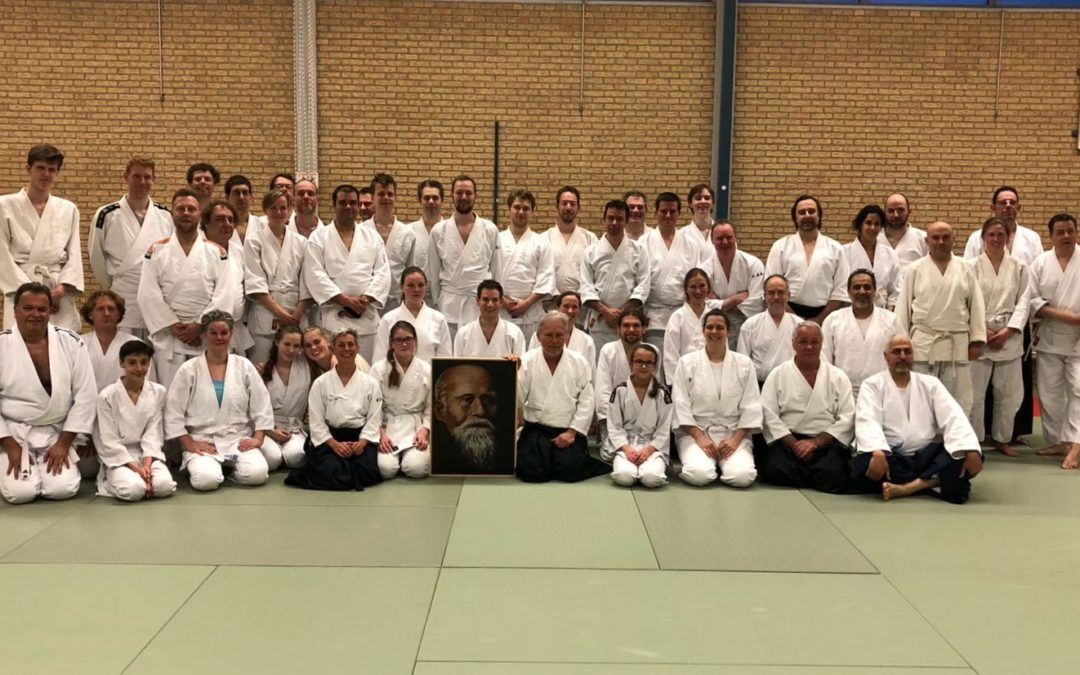 Aikido Stichting Delft Grouppicture