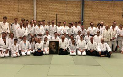 47 aikido's op de mat!