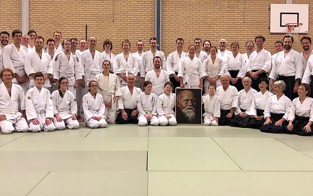 Goede voornemens of aikido gemist…
